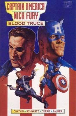 Captain America/Nick Fury: Blood Truce