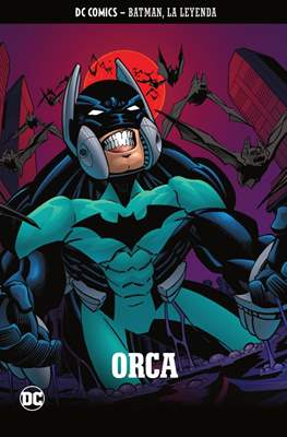 DC Comics - Batman, la leyenda #20