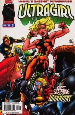 Ultragirl Vol. 1 #2
