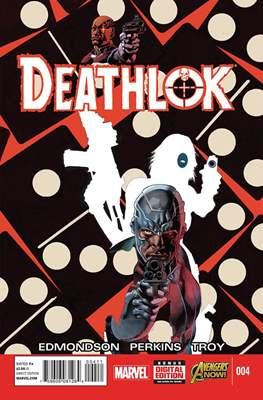 Deathlok Vol. 5 (Comic-Book / Digital) #4