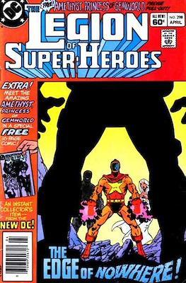 Legion of Super-Heroes Vol. 2 (1980-1987) (Comic-book) #298