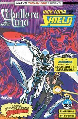 Caballero Luna Vol.1 (1990-1991) (Grapa.32-64 páginas..) #17