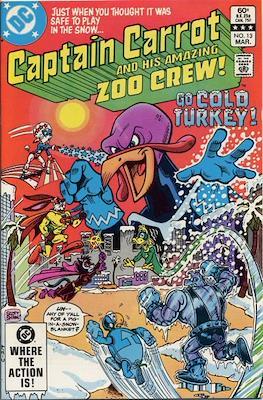 Captain Carrot and his amazing Zoo Crew #13