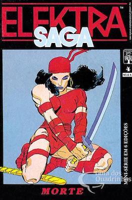 Elektra Saga (Grapa) #4