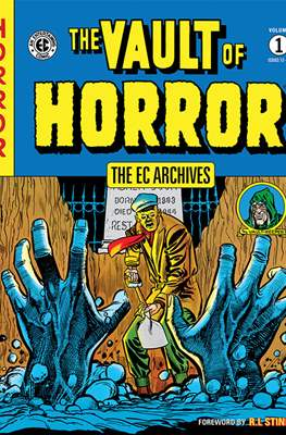 The EC Archives: The Vault of Horror