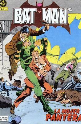 Batman (1984-1985) (Grapa) #12