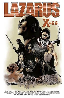 Lazarus. X +66