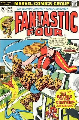 Fantastic Four Vol. 1 (1961-1996) (saddle-stitched) #133