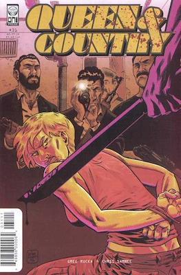 Queen & Country (Comic Book) #31