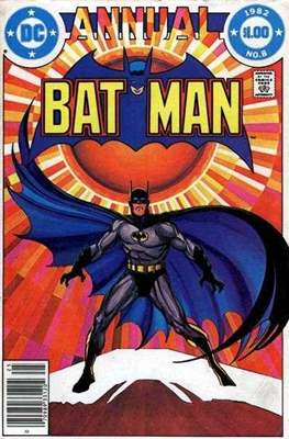 Batman Vol. 1 Annual (1961 - 2011) #8