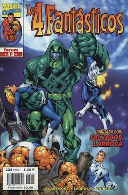 Los 4 Fantásticos Vol. 3 (1998-2001). Heroes Return (Grapa 24-48 pp) #13