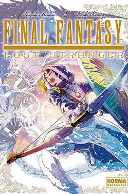 Final Fantasy Lost Stranger (Rústica) #2