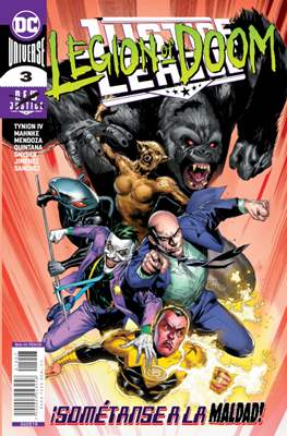 Justice League: New Justice (2019-) (Grapa) #3