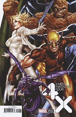 X-Men / Fantastic Four (2020- Variant Cover) #3.1