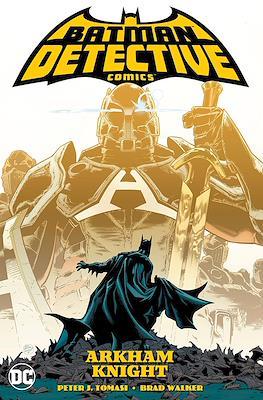 Batman: Detective Comics (2016) (Softcover) #11