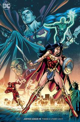 Justice League Vol. 4 (2018- Variant Covers ) (Comic Book) #18