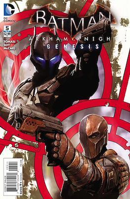 Batman: Arkham Knight Genesis (Comic-Book) #5