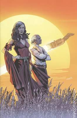 Firefly (Variant Cover) (Comic Book) #10.2