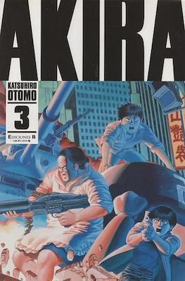 Akira (Rústica con sobrecubiertas) #3