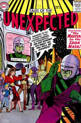 Tales of the Unexpected (1956-1968) (Comic Book) #25