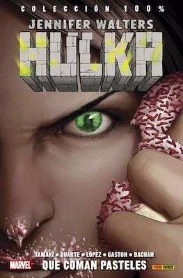 Jennifer Walters: Hulka. 100% Marvel (2018) (Rústica con solapas 112 pp) #2