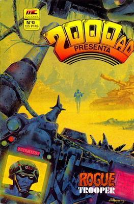 2000 AD presenta (Grapa) #13