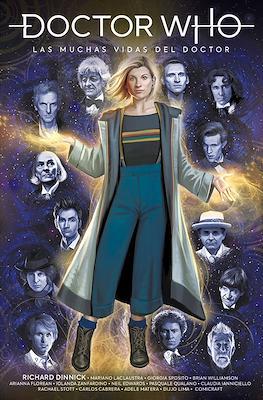 Doctor Who: Las muchas vidas del Doctor (Rústica 64 pp) #