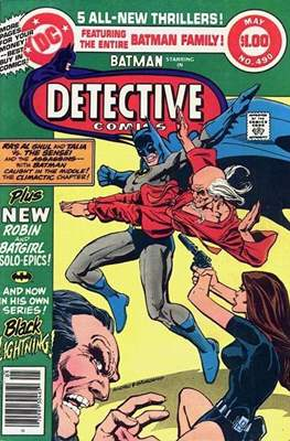 Detective Comics Vol. 1 (1937-2011; 2016-) (Comic Book) #490