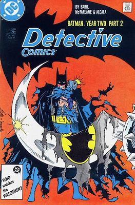 Detective Comics Vol. 1 (1937-2011; 2016-) (Comic Book) #576