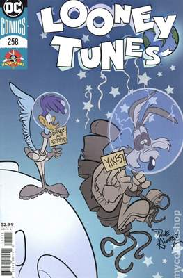Looney Tunes #258