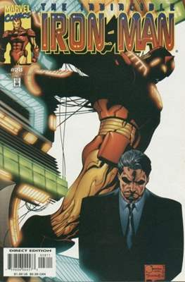 Iron Man Vol. 3 (1998-2004) #28