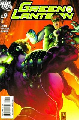 Green Lantern Vol. 4 (2005-2011) (Comic book) #8