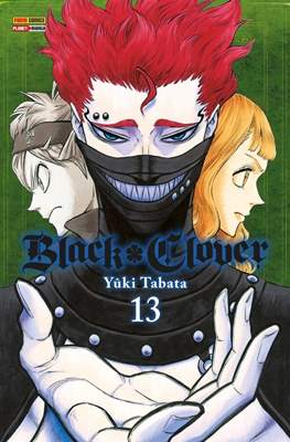 Black Clover #13