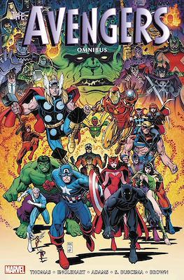 The Avengers Omnibus (Hardcover 744-832 pp) #4