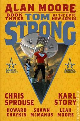 Tom Strong (Hardcover 160 pp) #3