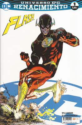 Flash. Nuevo Universo DC. Portadas alternativas