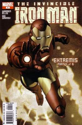 Iron Man Vol. 4 (2005-2009) #4