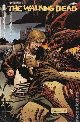 The Walking Dead (Variant Cover)