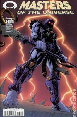 Masters of the Universe Vol. 2 (2003) (Comic Book) #5