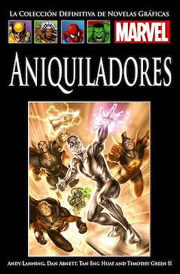 La Colección Definitiva de Novelas Gráficas Marvel (Cartoné) #112