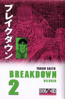 Breakdown - Takao Saito #2
