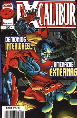 Excalibur Vol. 2 (1996-1999) (Grapa 24 pp) #20