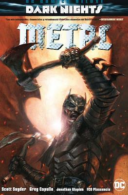 Dark Nights: Metal - DC Comics Deluxe (Portada Variante)