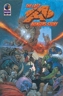 The Last Avengers Story (Comic Book) #2