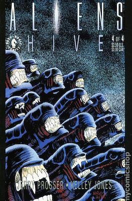 Aliens Hive #4