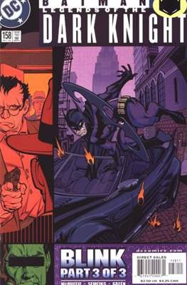Batman: Legends of the Dark Knight Vol. 1 (1989-2007) (Comic Book) #158