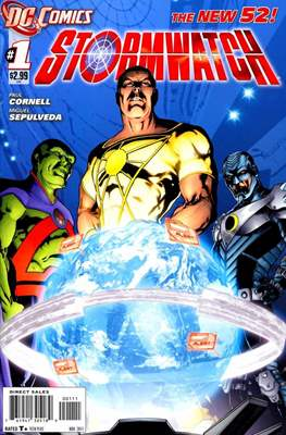 Stormwatch (2011) #1