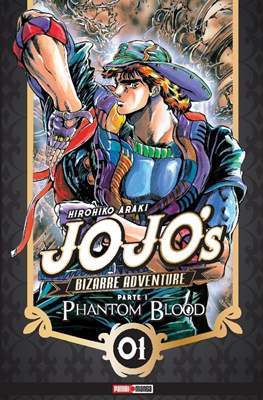 JoJo's Bizarre Adventure Parte 1 Phantom Blood #1