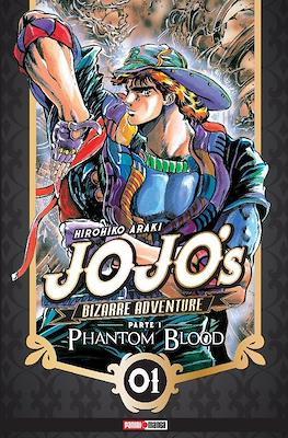 JoJo's Bizarre Adventure Parte 1 Phantom Blood (Rústica con solapas) #1
