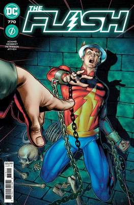 Flash Comics / The Flash (1940-1949, 1959-1985, 2020-) #770